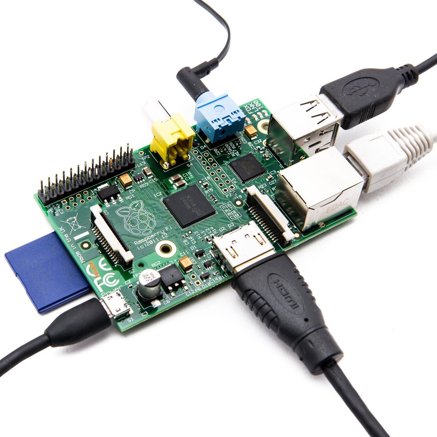 Home scan station based on Raspberry Pi – Artem
