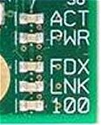 Raspberry Pi onboard LEDs